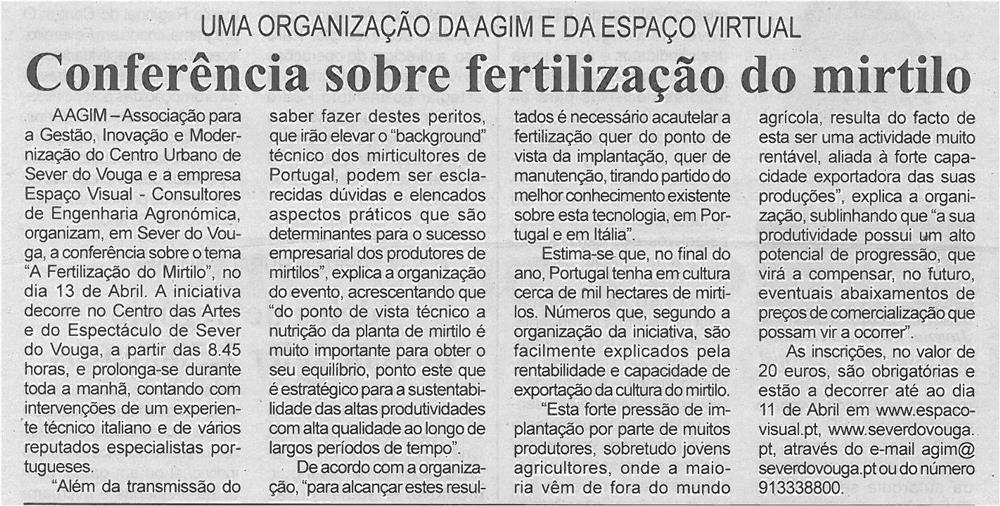 BV-1ªabr13-p5-Conferência sobre a fertilização do mirtilo