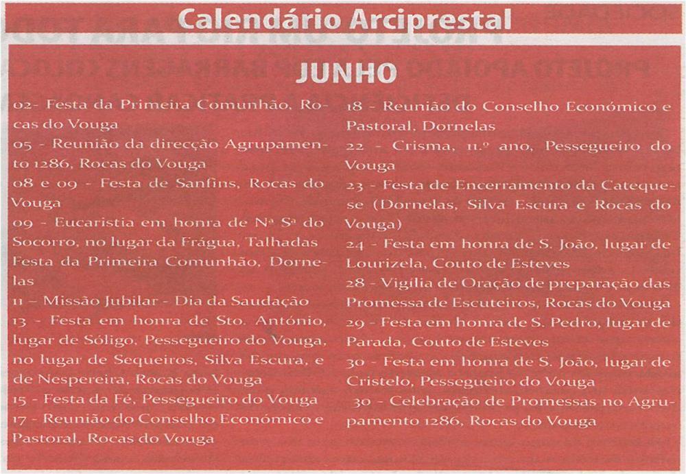 TV-jun13-p20-Calendário Arciprestal