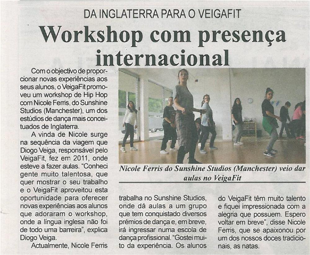 BV-2ªjul'13-p16-Workshop com presença internacional