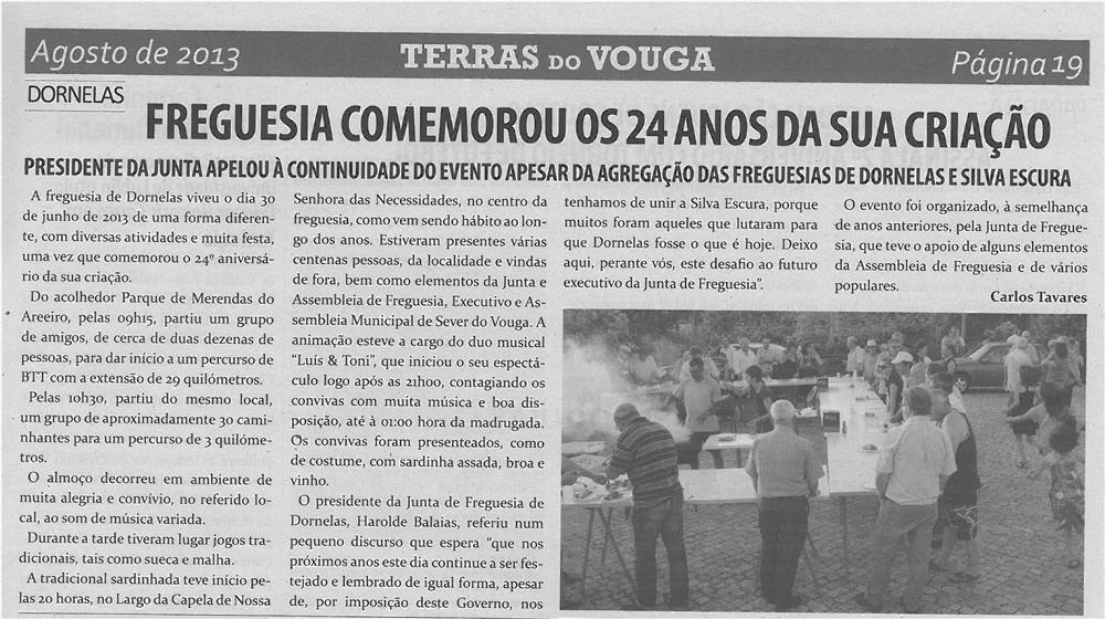 TV-ago13-p19-Freguesia comemorou os 24 anos da sua criação