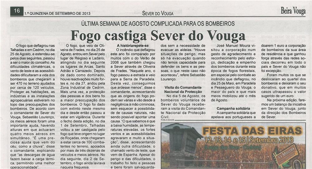 BV-1ªset'13-p16-Fogo castiga Sever do Vouga