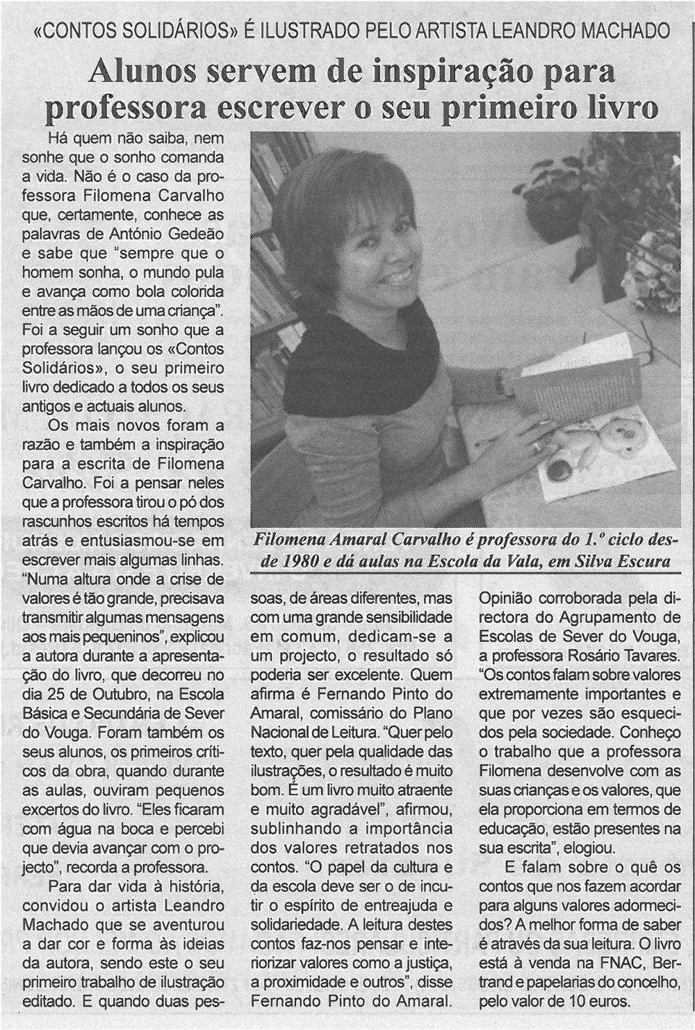 BV-1ªnov'13-p2-Alunos servem de inspiração para professora escrever o seu primeiro livro