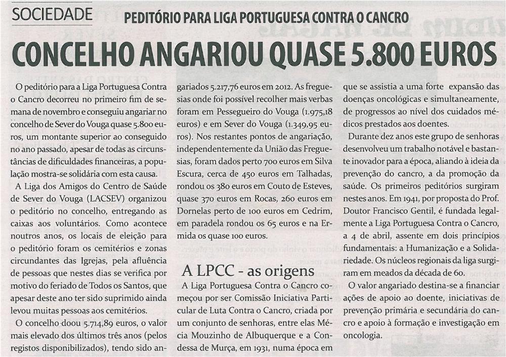 TV-dez13-p20-Concelho angariou quase 5800 euros