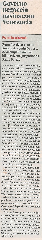 Público-13jan14-p6-Governo negoceia navios com Venezuela