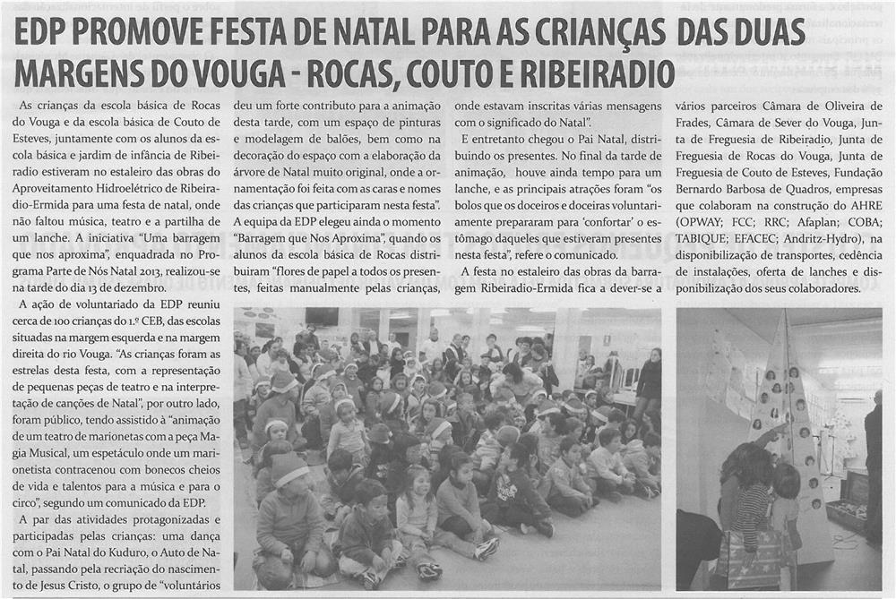 TV-jan14-p7-EDP promove Festa de Natal para as crianças das duas margens do Vouga : Rocas, Couto e Ribeiradio