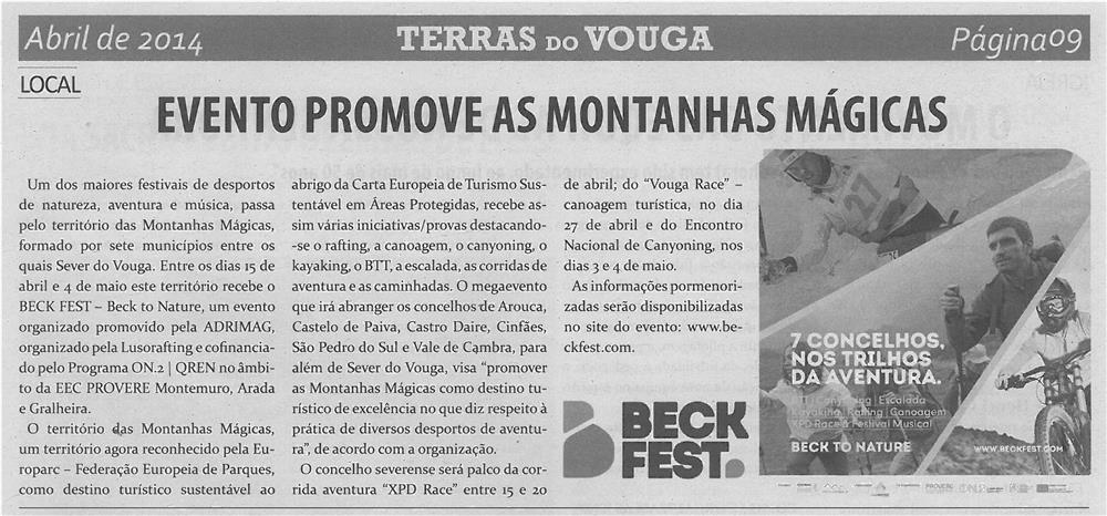 JPEG: TV-abr14-p8-Evento promove as Montanhas Mágicas