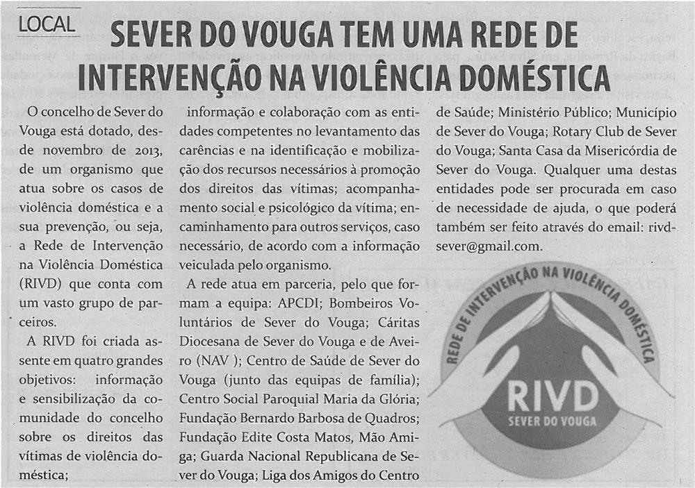 JPEG: TV-abr14-p10-Sever do Vouga tem uma Rede de Intervenção na Violência Doméstica