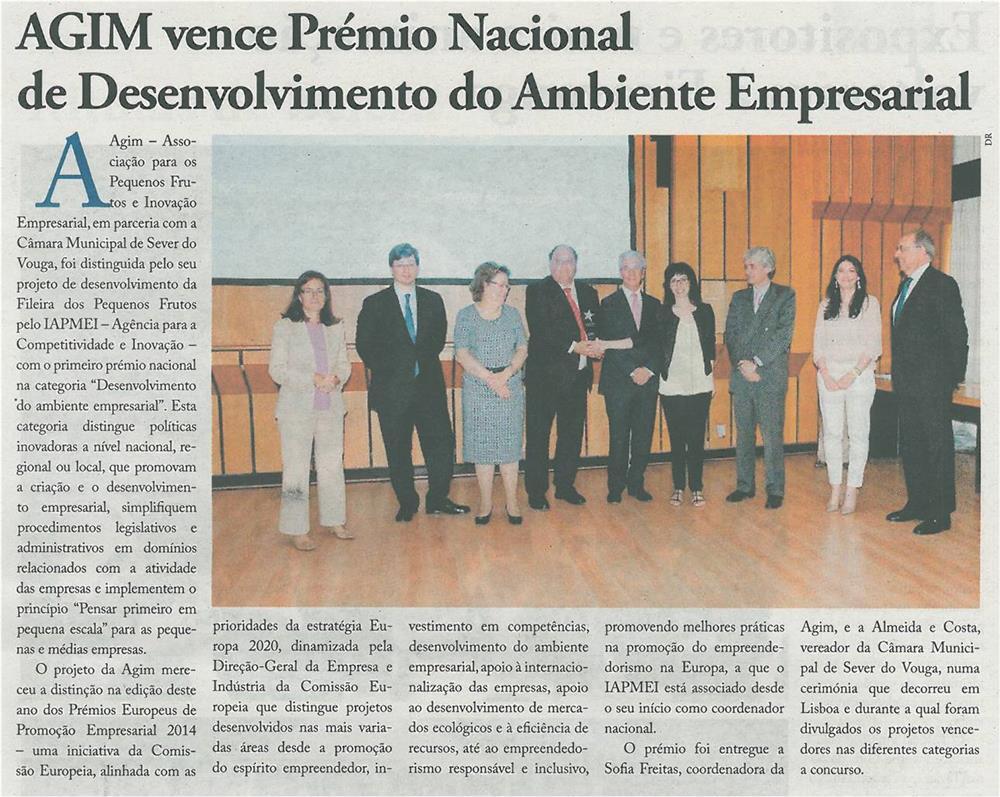 EV-ago'14-p5-AGIM vence Prémio Nacional de Desenvolvimento do Ambiente Empresarial.jpg