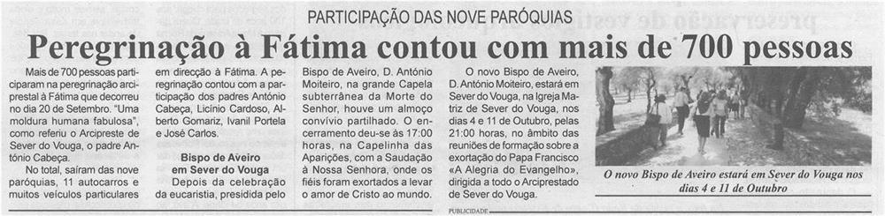 BV-1.ªout.'14-p5-Peregrinação a Fátima contou com mais de 700 pessoas.jpg