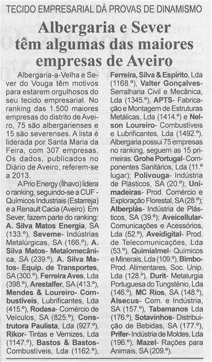 BV-1ªfev.'15-p.6-Albergaria e Sever têm algumas das maiores empresas de Aveiro : tecido empresarial dá provas de dinamismo.jpg