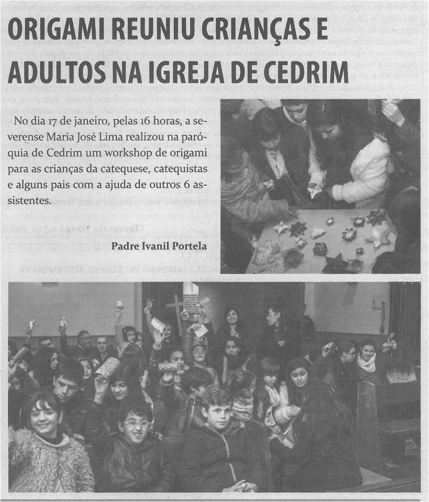 TV-dez.'14-p.9-Origami reuniu crianças e adultos na Igreja de Cedrim.jpg