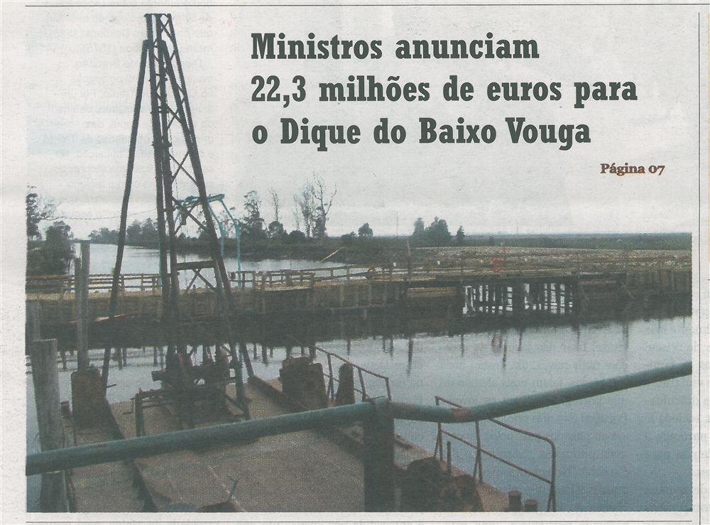CV-02set.'15-p.1-Ministros anunciam 22,3 milhões de euros para o Dique do Baixo Vouga.jpg