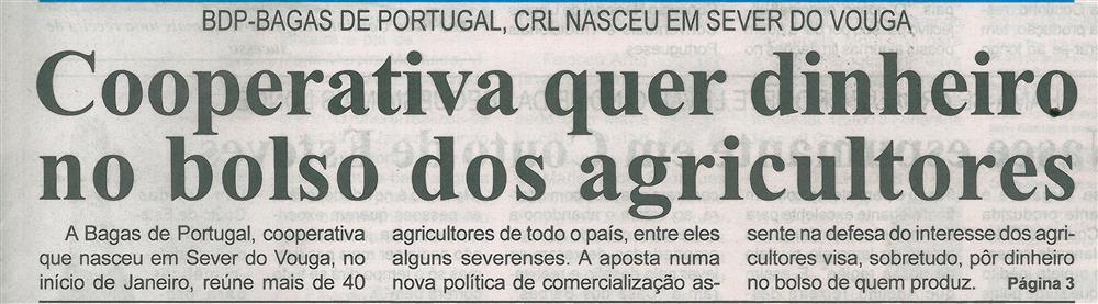 BV-2.ªjan.'16-p.1-Cooperativa quer dinheiro no bolso dos agricultores : BDP-Bagas de Portugal, CRL nasceu em Sever do Vouga.jpg