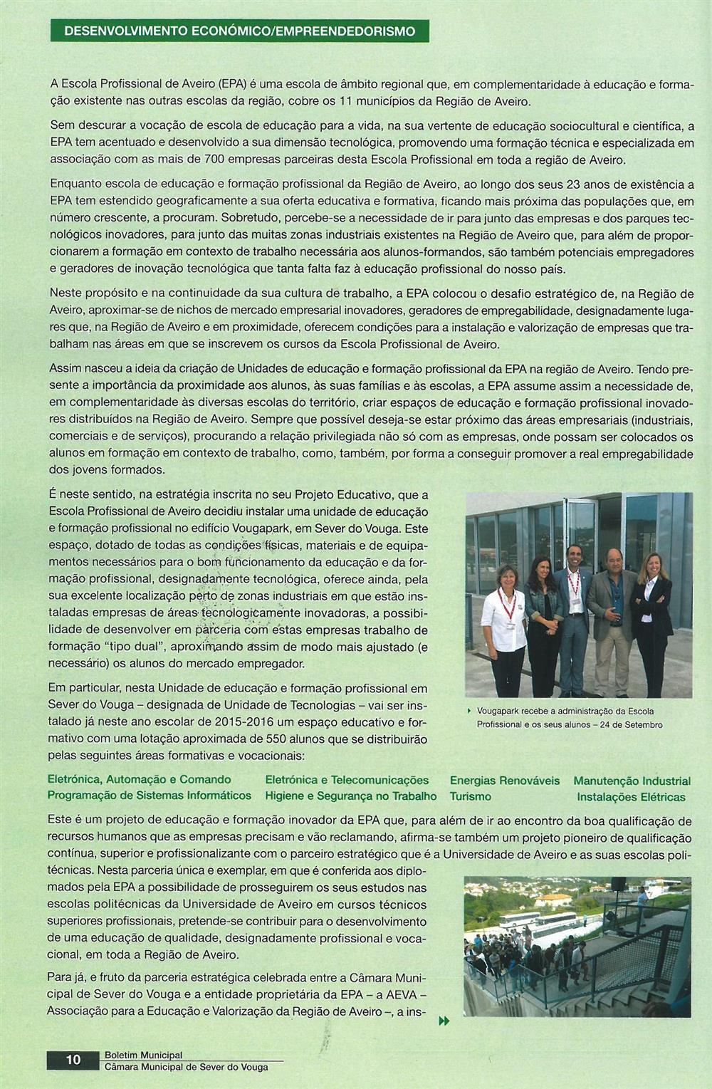 BoletimMunicipal-n.º32-nov.'15-p.10-VougaPark : desenvolvimento económico : empreendedorismo.jpg