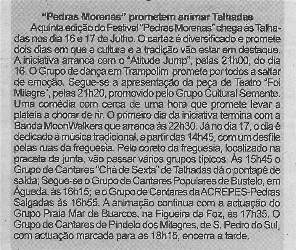 BV-1.ªjul.'16-p.6-Pedras Morenas prometem animar Talhadas.jpg