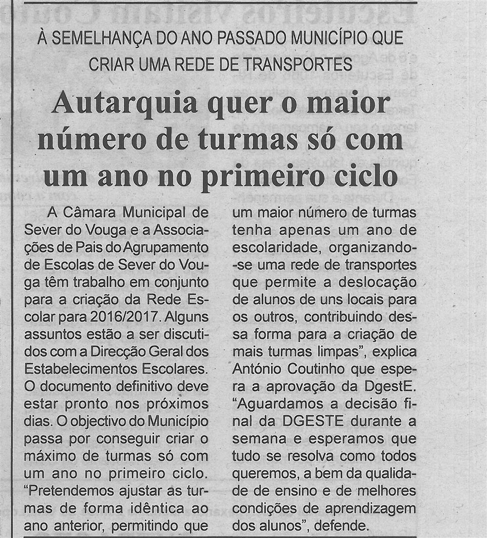 BV-1.ªset.'16-p.5-Autarquia quer o maior número de turmas só com um ano no primeiro ciclo : à semelhança do ano passado município quer criar uma rede de transportes.jpg