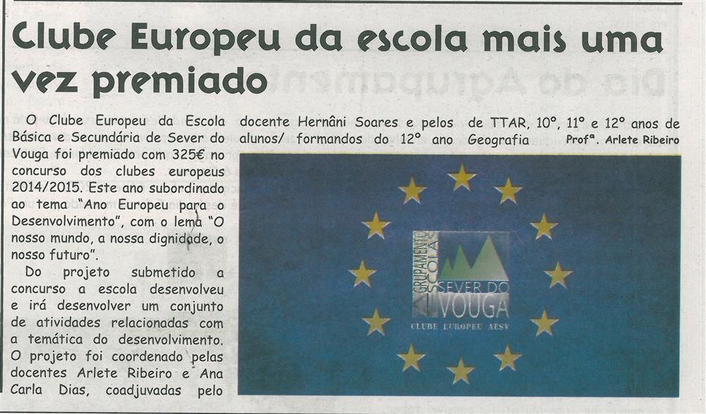 JE-jul.'15-p.1-Clube Europeu da Escola mais uma vez premiado.jpg