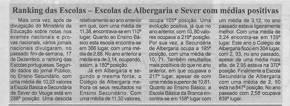 BV-2.ªdez.'16-p.5-Ranking das Escolas : Escolas de Albergaria e Sever com médias positivas.jpg