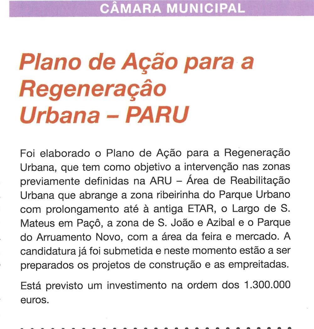 BoletimMunicipal-nº 33-nov'16-p.3-Plano de Ação para a Regeneração Urbana : PARU.jpg