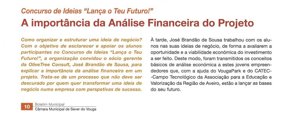 BoletimMunicipal-nº 33-nov'16-p.10-Concurso de Ideias Lança o Teu Futuro : a importância da análise financeira do projeto.jpg