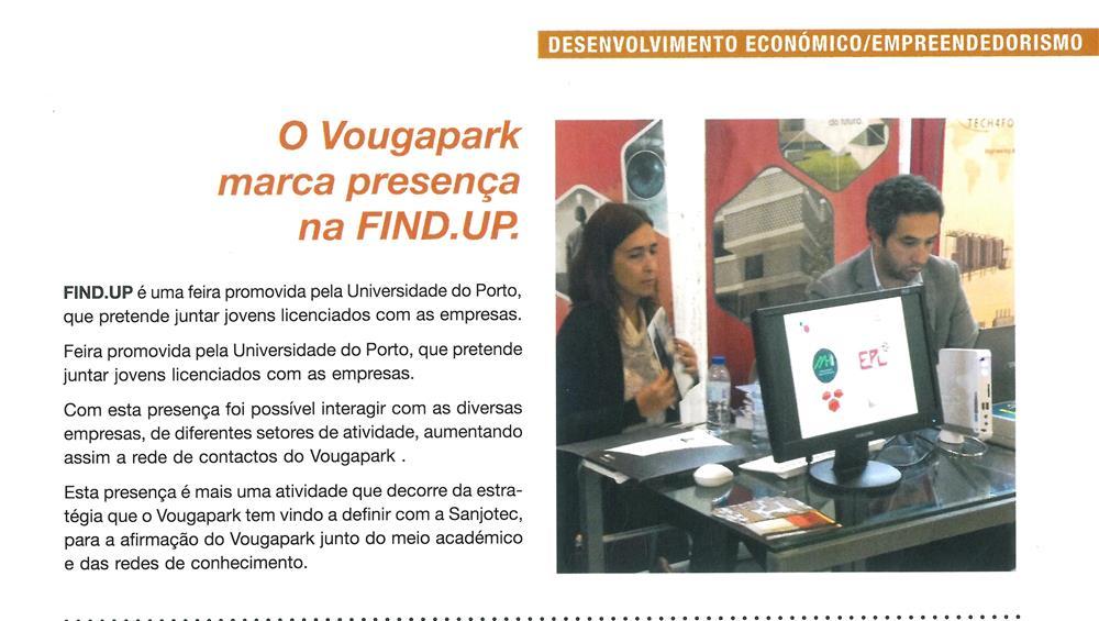 BoletimMunicipal-nº 33-nov'16-p.17-O VougaPark marca presença na FIND UP.jpg