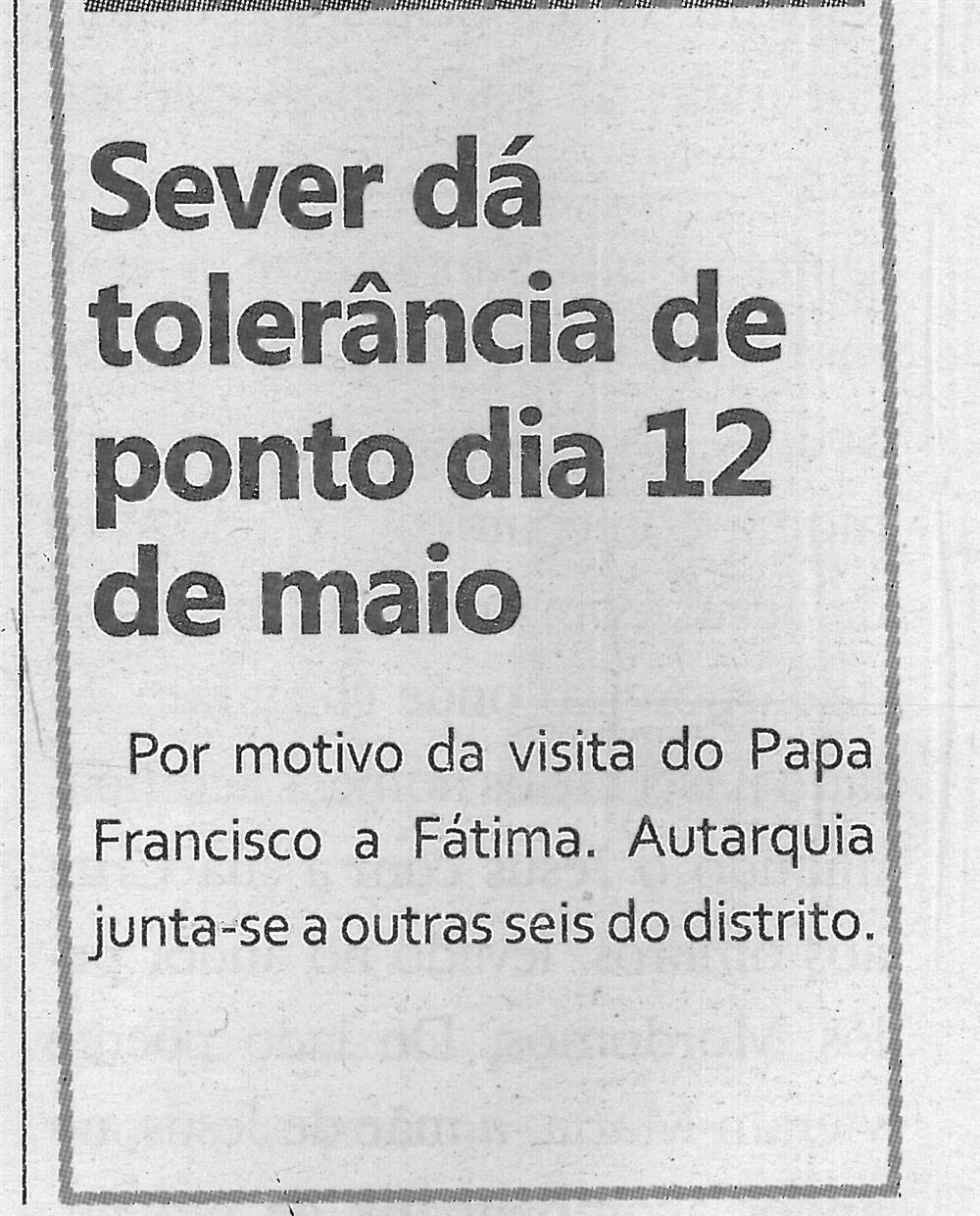 TV-maio'17-p.10-Sever dá tolerância de ponto dia 12 de maio.jpg