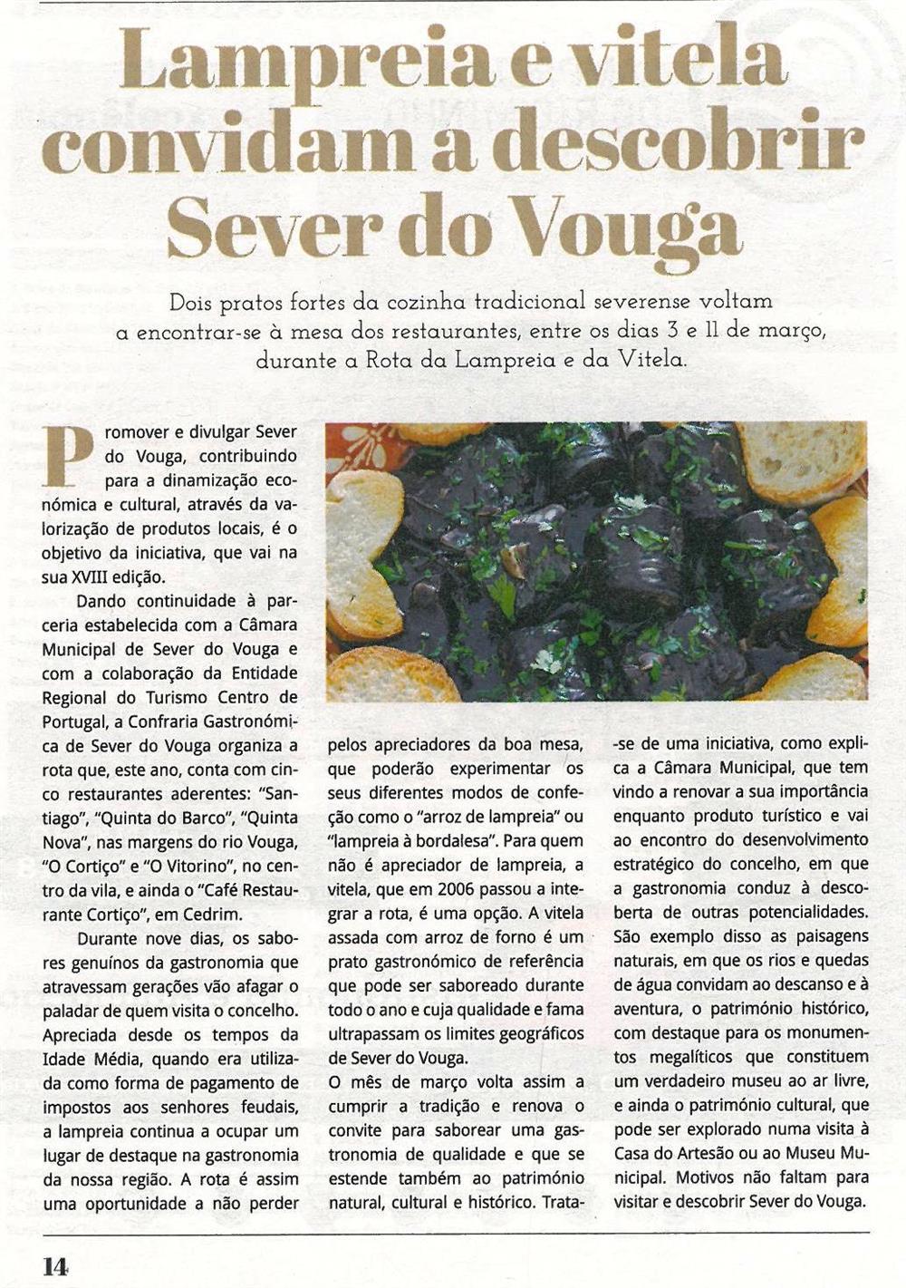JN-23fev.'18-Festival Gastronómico da Lampreia,p.14-Lampreia e vitela convidam a descobrir Sever do Vouga.jpg