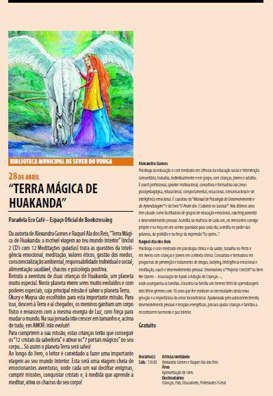 AgendaRBM-abr.-jun.'18-p.7-Biblioteca Municipal de Sever do Vouga : terra Mágica de Huakanda.JPG