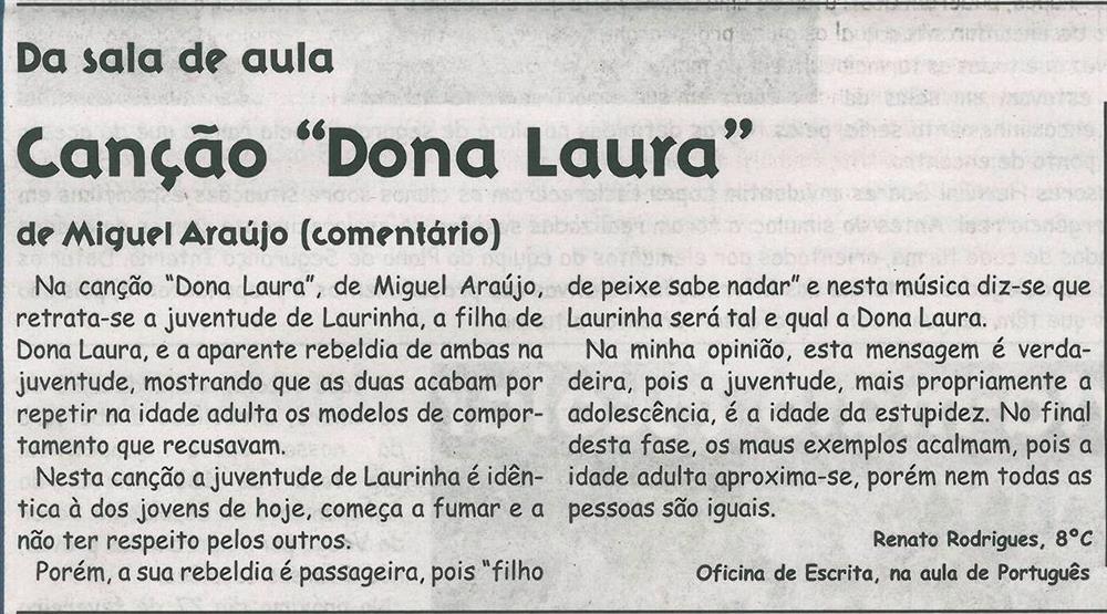 JE-dez.'14-p.2-Canção Dona Laura : de Miguel Araújo.jpg