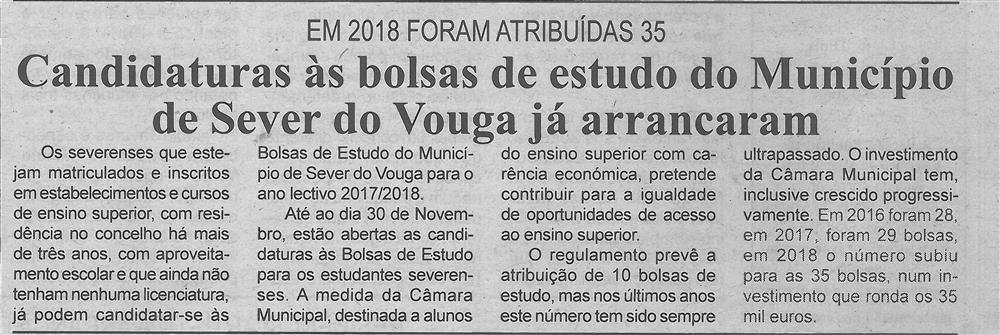 BV-1.ªout.'18-p.3-Candidaturas às bolsas de estudo do Município de Sever do Vouga já arrancaram.jpg