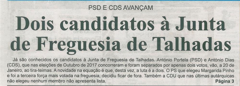 BV-2.ªdez.'19-p.1-Dois candidatos à Junta de Freguesia de Talhadas - PSD e CDS avançam.jpg