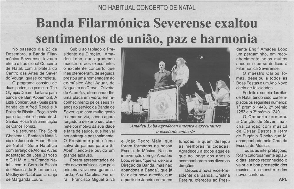 Banda Filarmónica Severense exaltou sentimentos de união, paz e harmonia.jpg