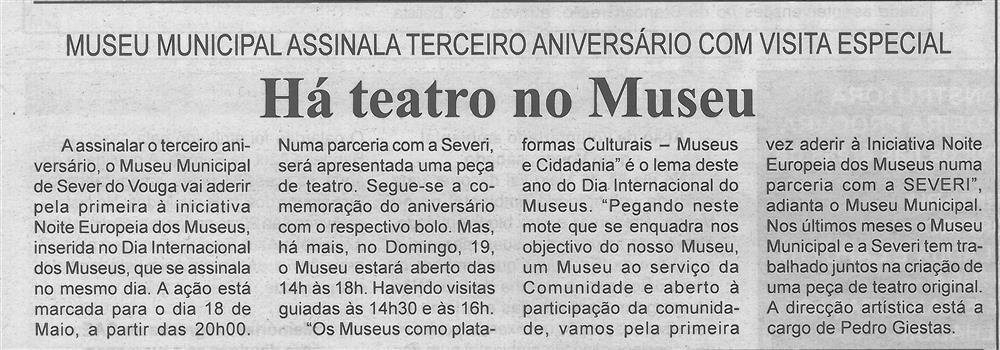 BV-1.ªmaio'19-p.3-Há teatro no Museu : Museu Municipal assinala terceiro aniversário com visita especial.jpg