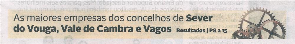 DA-14maio'19-sup.Economia,p.1-As maiores empresas dos concelhos de Sever do Vouga, Vale de Cambra e Vagos.jpg