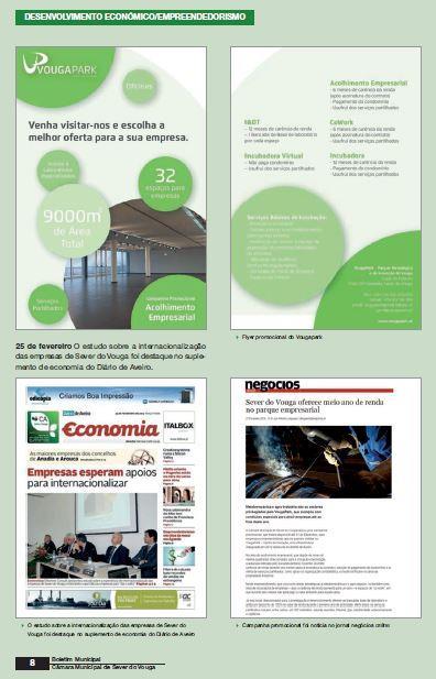 BoletimMunicipal-nº 31-nov'14-p.8-Desenvolvimento económico [3.ª parte de oito] : empreendedorismo : VougaPark.JPG