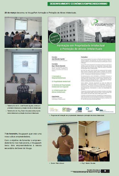 BoletimMunicipal-nº 31-nov'14-p.9-Desenvolvimento económico [4.ª parte de oito] : empreendedorismo : VougaPark.JPG