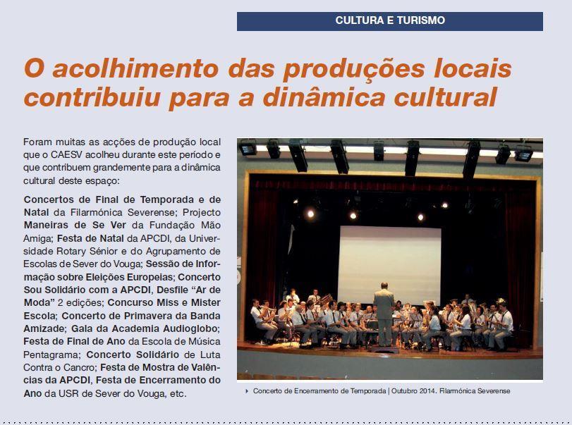 BoletimMunicipal-nº 31-nov'14-p.21-O acolhimento das produções locais contribuiui para a dinâmica cultural : cultura e turismo.JPG