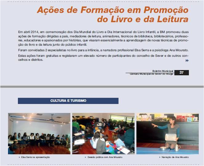 BoletimMunicipal-nº 31-nov'14-p.37,38-Ações de Formação em promoção do livro e da leitura.jpg