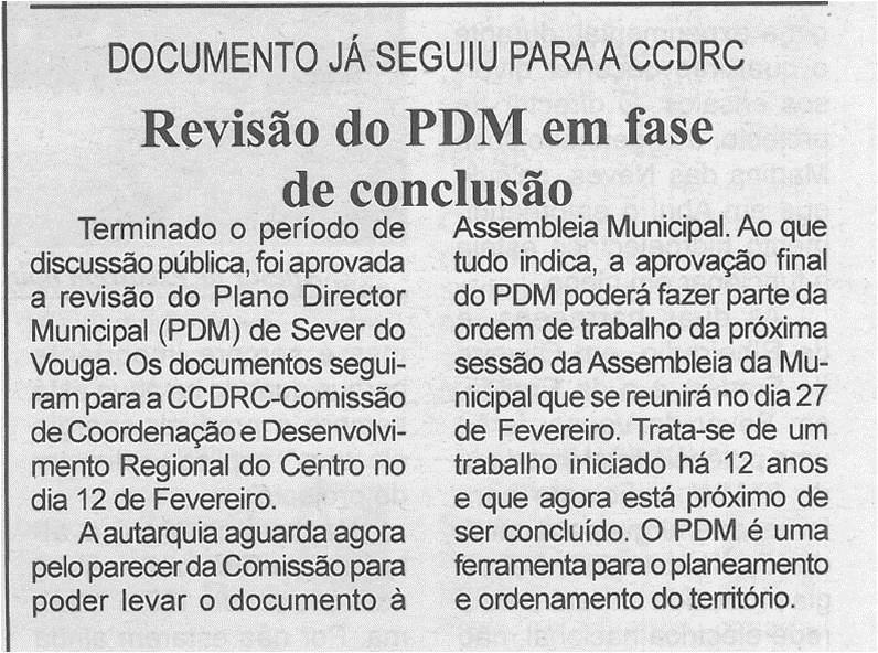 BV-2.ªfev.'15-p.4-Revisão do PDM em fase de conclusão : documento já seguiu para o CCDRC.jpg
