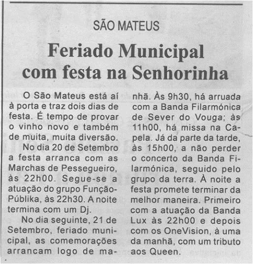 BV-2.ªset.'19-p.7-Feriado Municipal com festa na Senhorinha : São Mateus.jpg