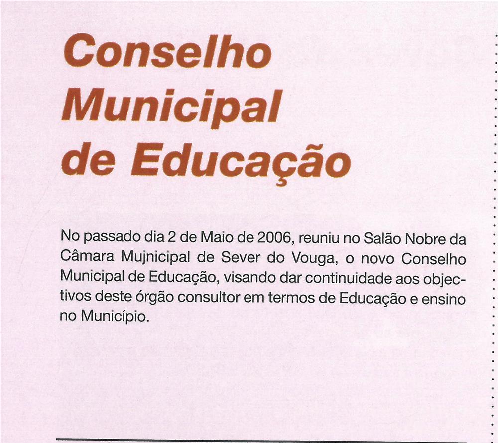 BoletimMunicipal-n.º 20-set.'06-p.29-Educação : Conselho Municipal de Educação.jpg