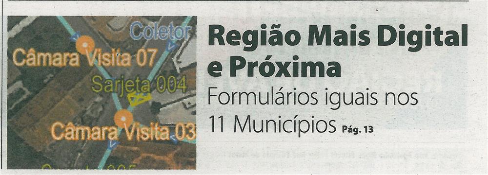 RA-Comunidade_Intermunicipal-out'19-p.1-Região mais digital e próxima : formulários iguais nos 11 Municípios.jpg