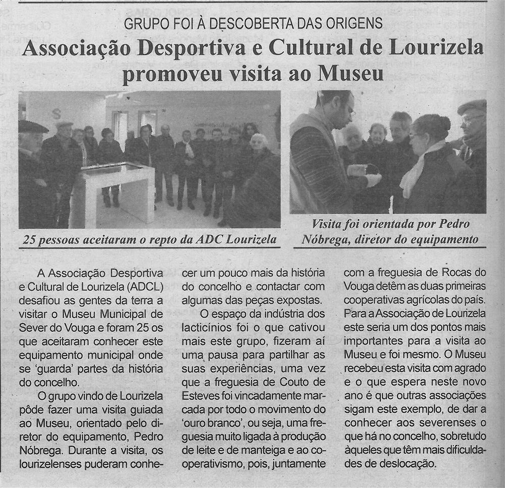 BV-2.ªjan.'20-p.4-Associação Desportiva e Cultural de Lourizela promoveu visita ao Museu : grupo foi à descoberta das origens.jpg