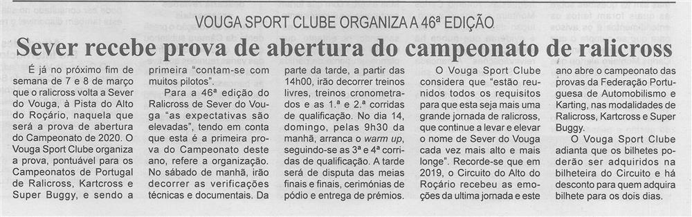 BV-1.ªmar.'20-p.4-Sever recebe prova de abertura do Campeonato de Ralicross : Vouga Sport Clube organiza 46.ª edição.jpg