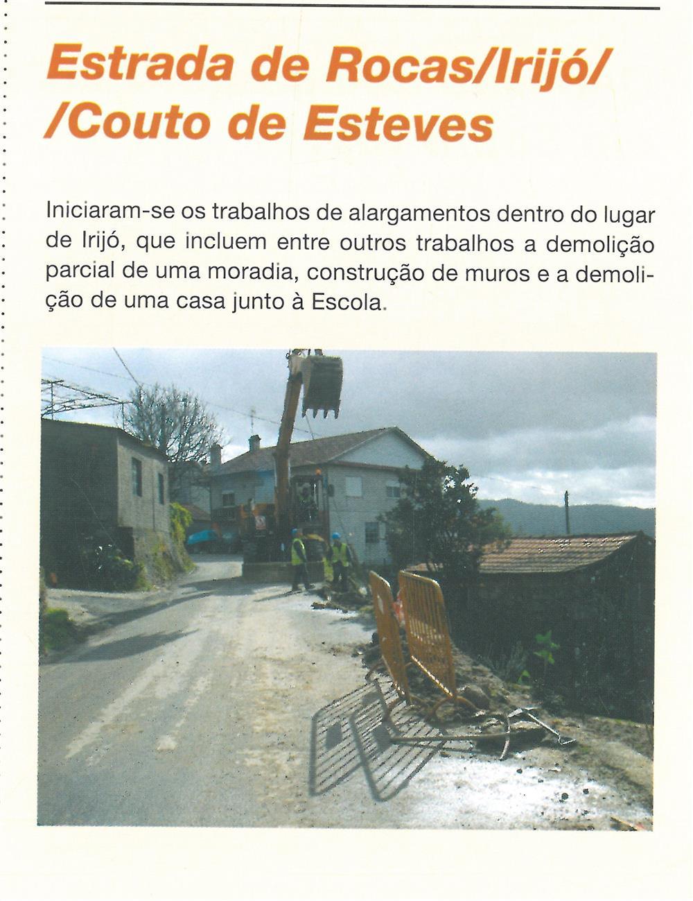 BoletimMunicipal-n.º 21-mar.'07-p.6-Obras Municipais : Obras Públicas : Estrada de Rocas-Irijó-Couto de Esteves.jpg