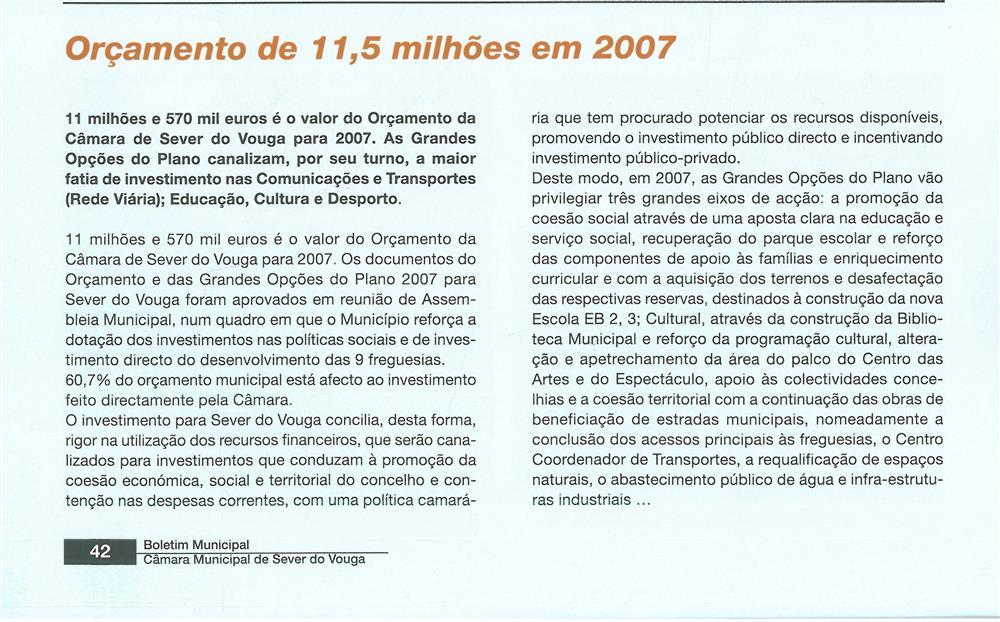 BoletimMunicipal-n.º 21-mar.'07-p.42-Desenvolvimento económico : Orçamento de 11,5 milhões em 2007.jpg
