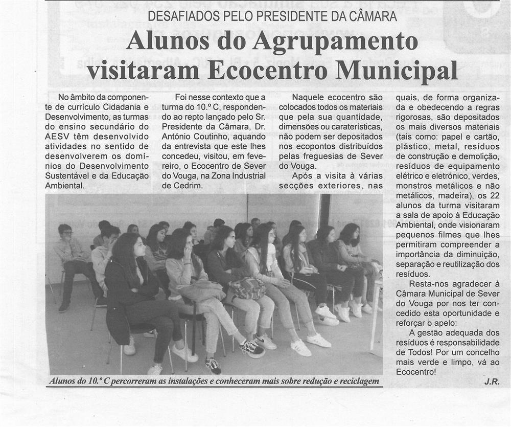 BV-2.ªmaio'20-p.2-Alunos do Agrupamento visitaram Ecocentro Municipal : desafiados pelo Presidente da Câmara.jpg