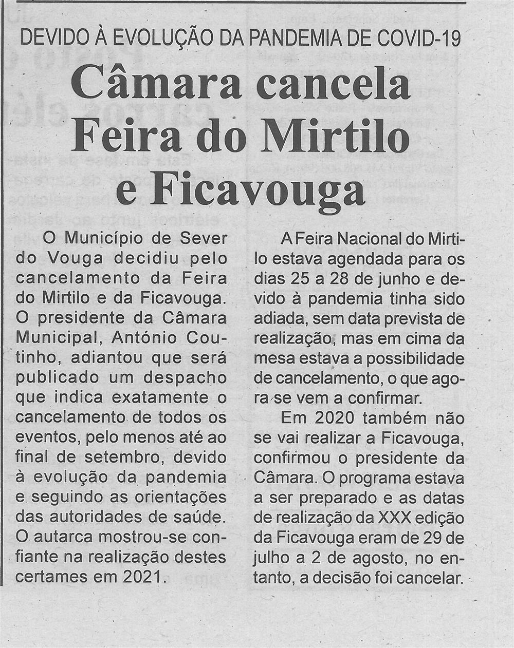 BV-2.ªmaio'20-p.3-Câmara cancela Feira do Mirtilo e FicaVouga devido à evolução da pandemia de covid-19.jpg