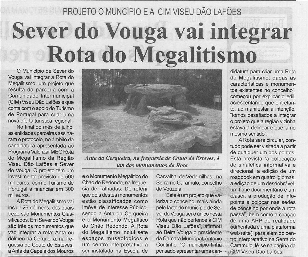 BV-2.ªago.'20-p.3-Sever do Vouga vai integrar Rota do Megalitismo : projeto O Município e a CIM Viseu Dão Lafões.jpg