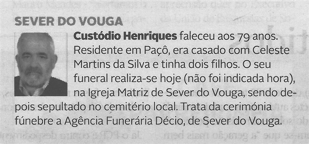 DA-07ago.'20-p.8-Sever do Vouga : Custódio Henriques.jpg